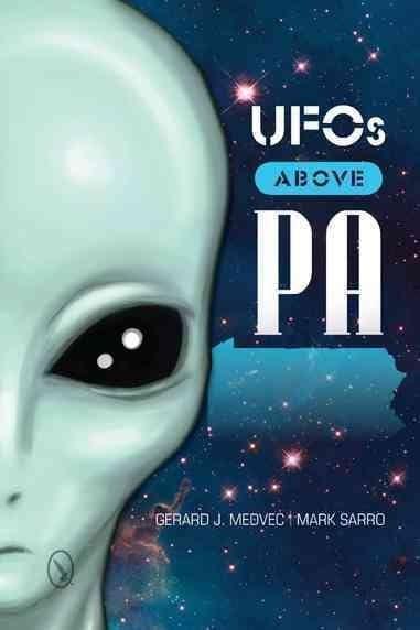 UFOs Above Pennsylvania (Paperback)