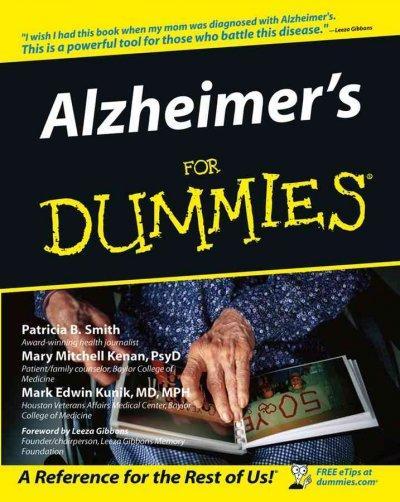 Alzheimer's for Dummies (Paperback)