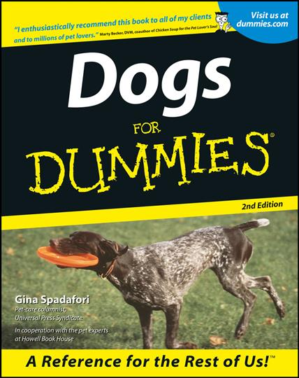 Dogs for Dummies (Paperback)