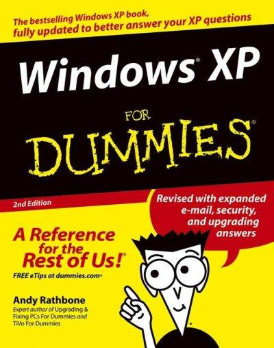 Windows XP For Dummies (Paperback)