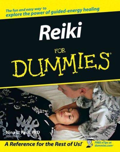 Reiki for Dummies (Paperback)