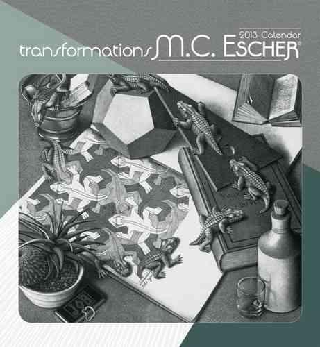 M. C. Escher 2013 Calendar (Calendar)