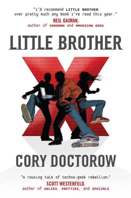 Little Brother (Hardcover)