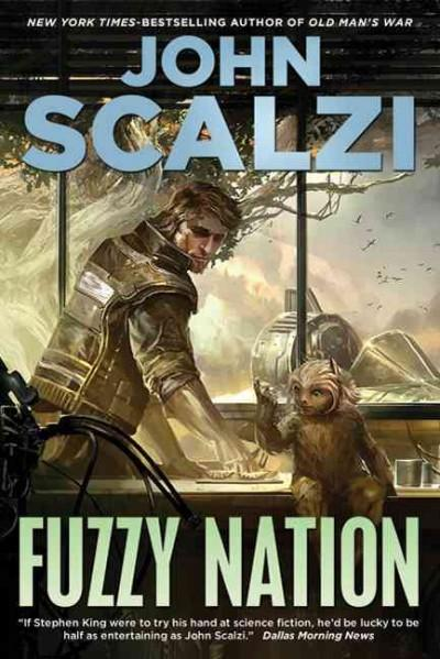 Fuzzy Nation (Hardcover)