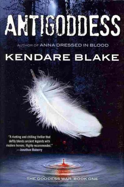 Antigoddess (Hardcover)