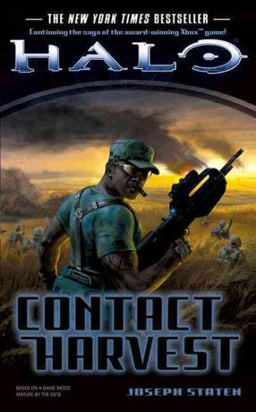 Contact Harvest (Paperback)