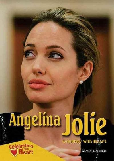 Angelina Jolie: Celebrity With Heart (Hardcover)