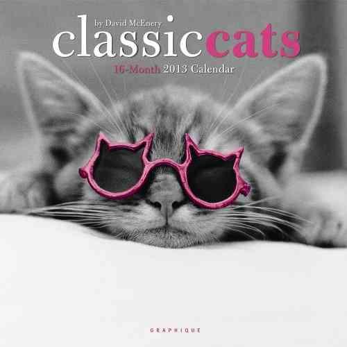 Classic Cats (Calendar)