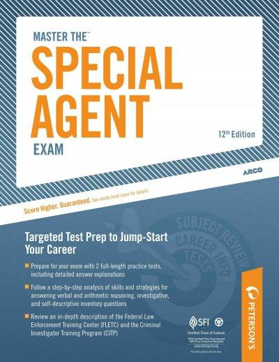 Master the Special Agent Exam (Paperback)