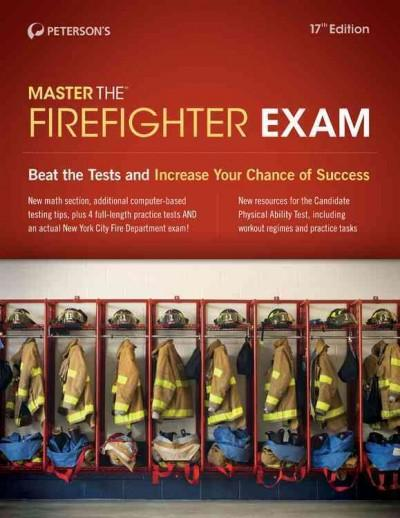 Peterson's Master the Firefighter Exam 2014 (Paperback)