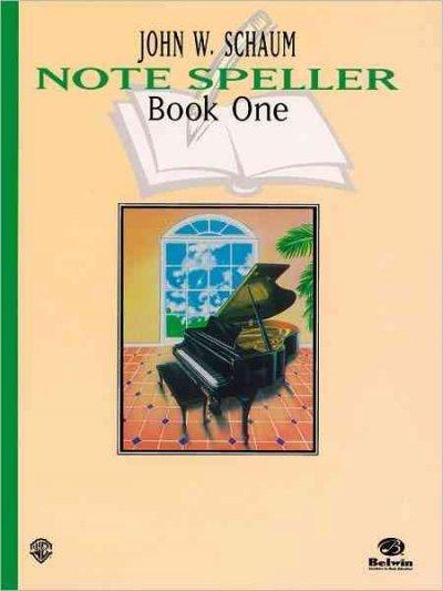 Schaum Note Spellers (Paperback)