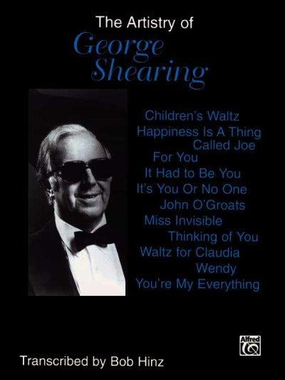 The Artistry of George Shearing (Paperback)