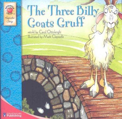 The Three Billy Goats Gruff (Paperback)