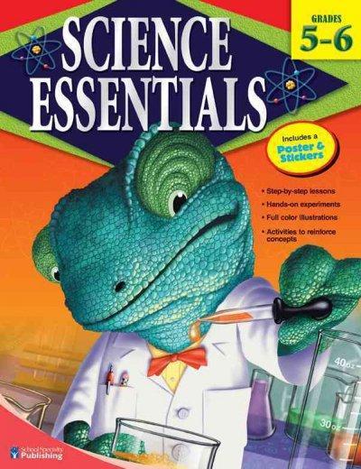Science Essentials Grades 5-6 (Paperback)