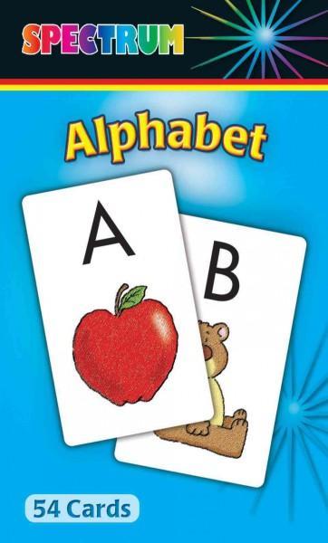 Spectrum Alphabet (Cards)