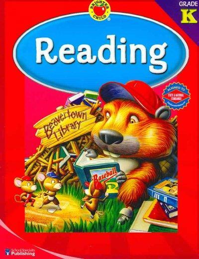 Brighter Child Reading, Kindergarten (Paperback)