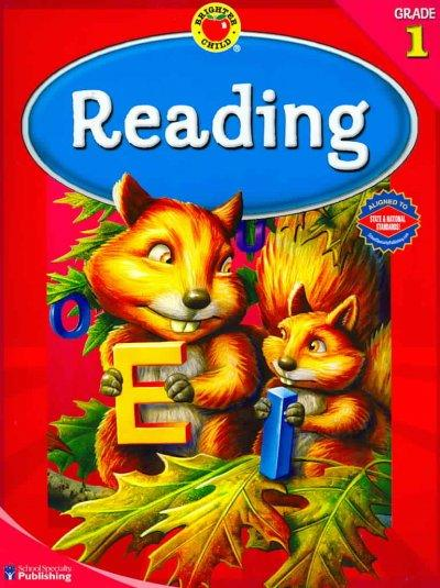 Brighter Child Reading, Grade 1 (Paperback)