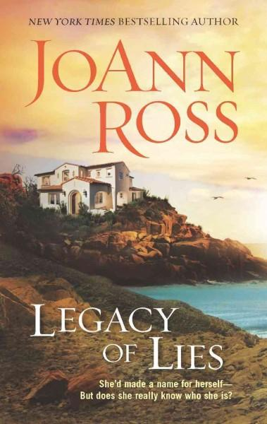 Legacy of Lies (Paperback)