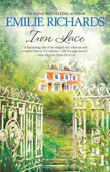 Iron Lace (Paperback)