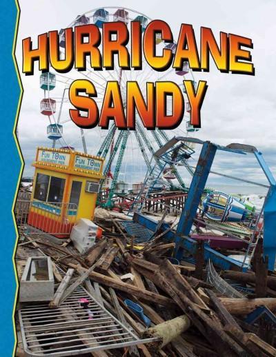 Superstorm Sandy (Paperback)