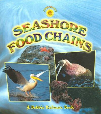 Seashore Food Chains (Paperback)