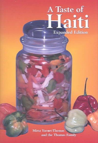 A Taste of Haiti (Hardcover)