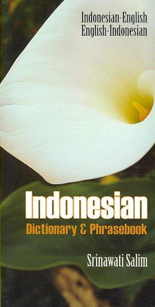 Indonesian Dictionary & Phrasebook: Indonesian-english English-indonesian (Paperback)