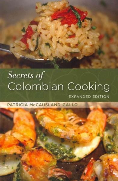 Secrets of Colombian Cooking (Paperback)