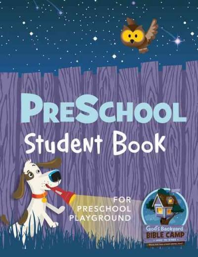 Preschool Student Book: For Preschool Playground (Paperback)