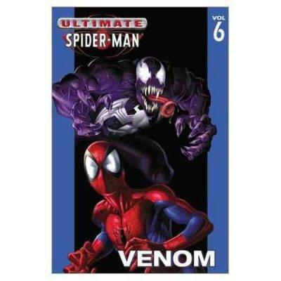 Ultimate Spider-Man 6: Venom (Paperback)