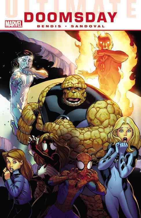 Ultimate Comics Doomsday (Paperback)