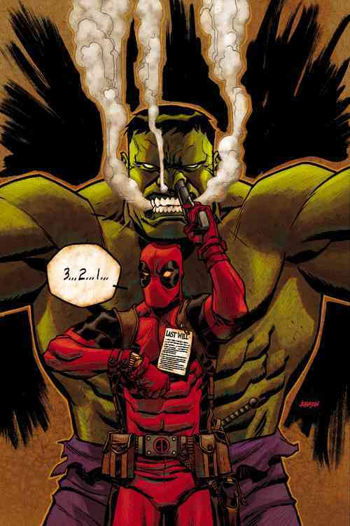Deadpool 8: Operation Annihilation (Hardcover)