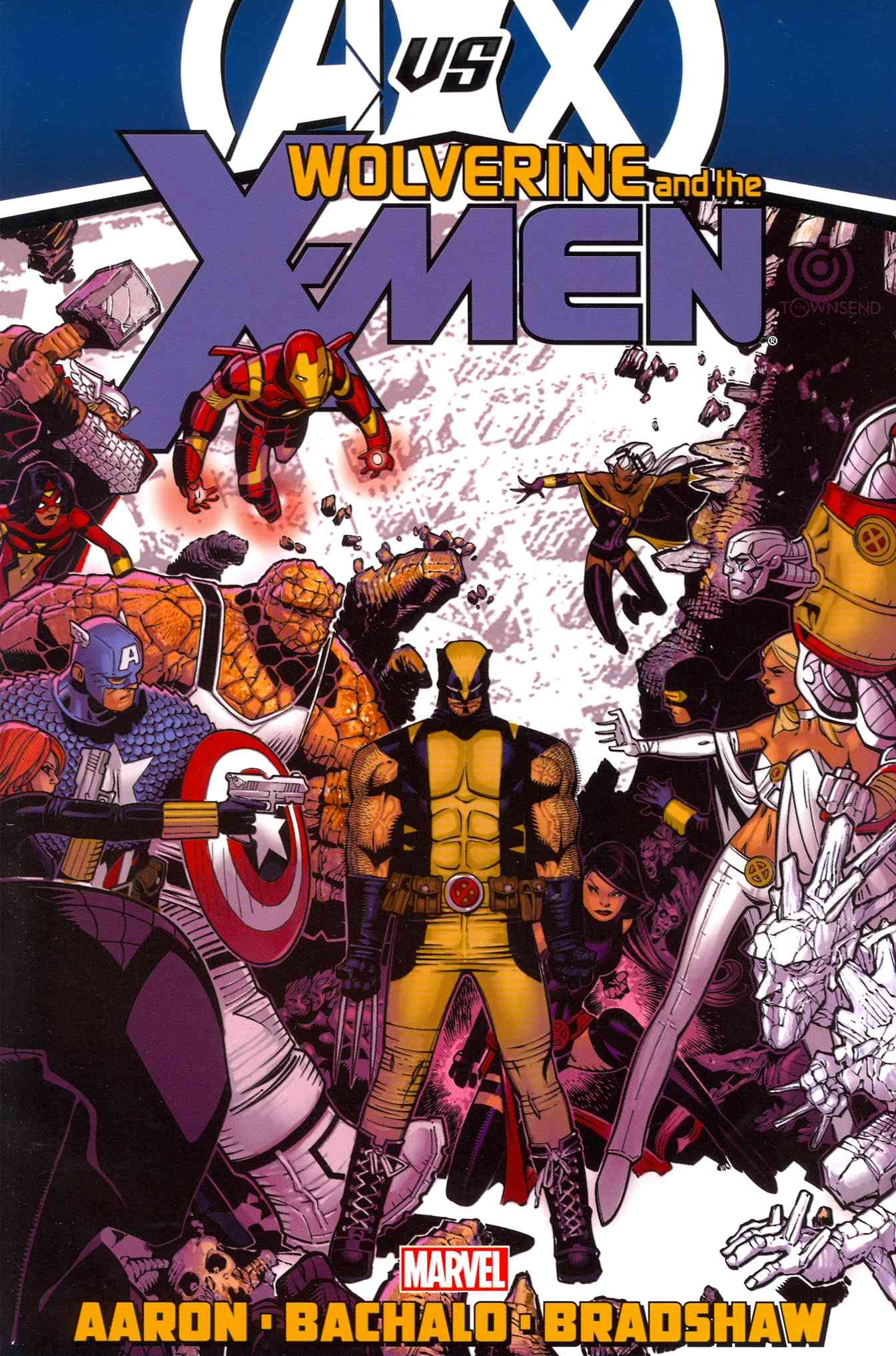 Wolverine & the X-Men 3 (Hardcover)