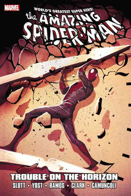 Spider-Man: Trouble on the Horizon (Hardcover)