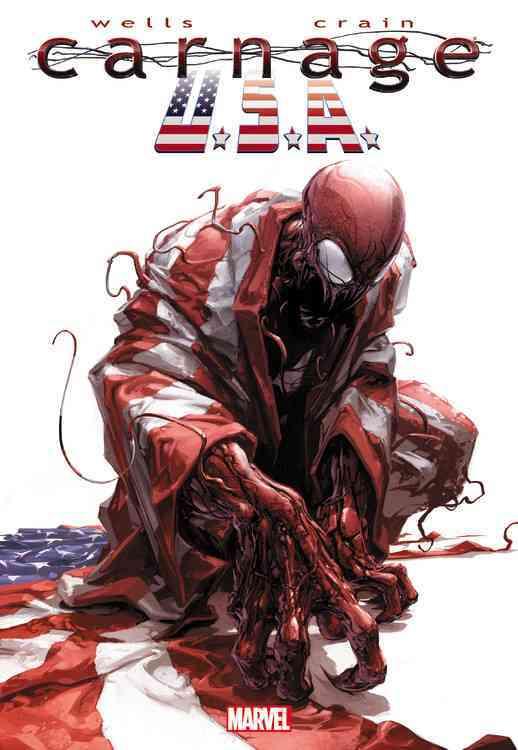 Carnage: Carnage, U.s.a. (Hardcover)