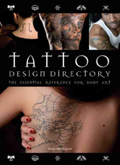 Tattoo Design Directory: The Essential Reference for Body Art (Spiral bound)