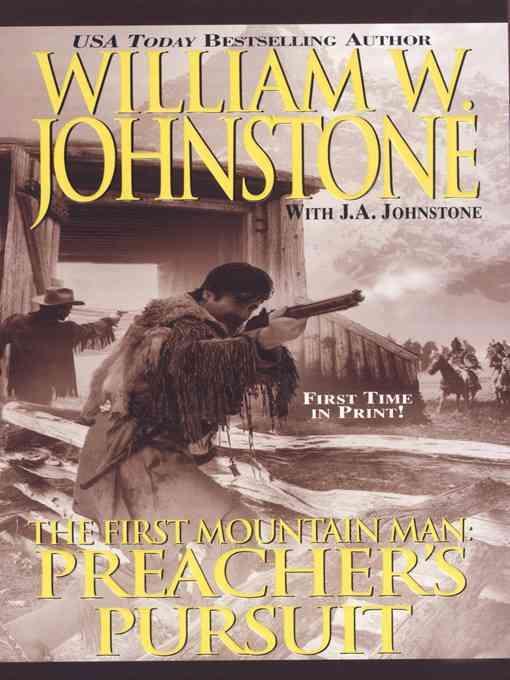 Preacher`s Pursuit (Paperback)