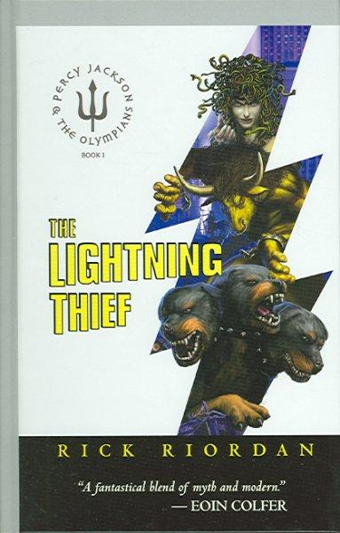 The Lightning Thief (Hardcover)