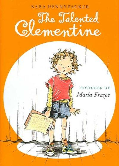 The Talented Clementine (Hardcover)