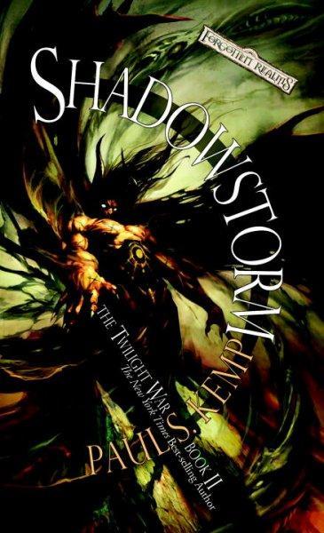 Shadowstorm: The Twilight War (Paperback)