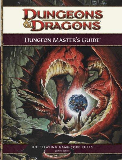 Dungeon Master's Guide: Roleplaying Game Core Rules (Hardcover)