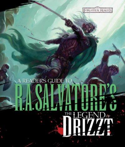 Reader's Guide to R.A. Salvatore's the Legend of Drizzt (Hardcover)