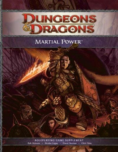Martial Power (Hardcover)