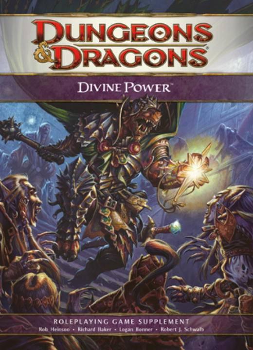 Divine Power (Hardcover)