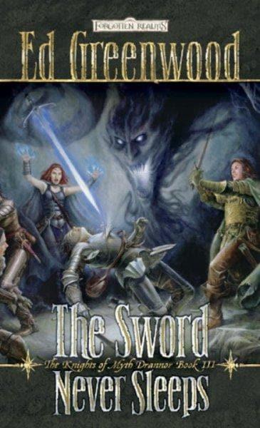 The Sword Never Sleeps (Paperback)