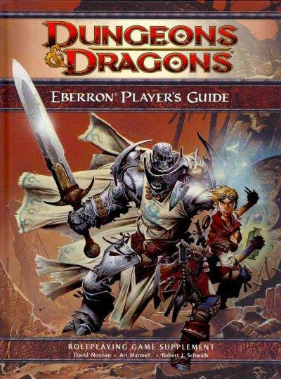 Eberron Player's Guide (Hardcover)