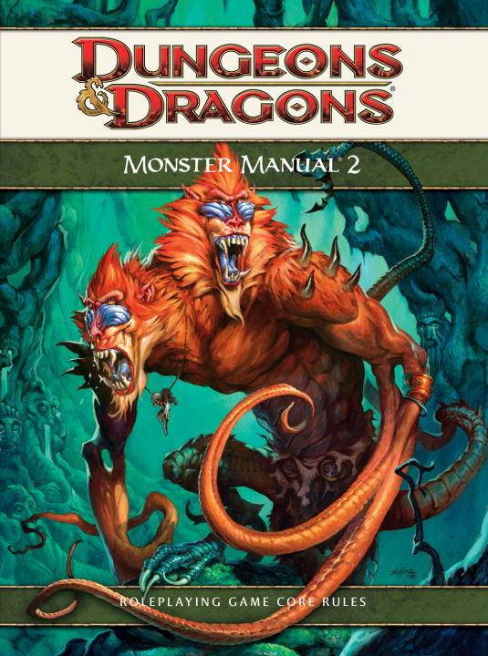 Monster Manual 2 (Hardcover)