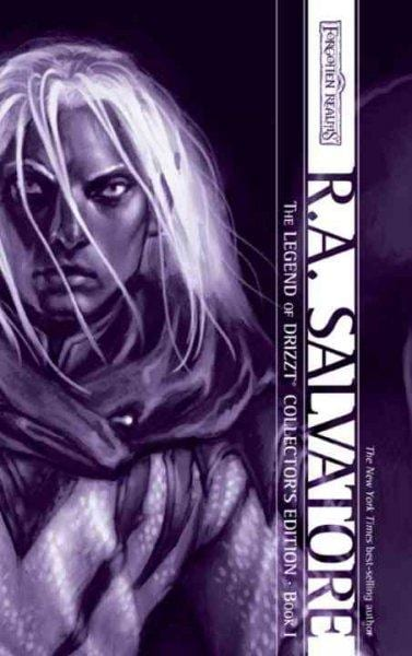 Forgotten Realms: the Legend of Drizzt: Homeland/Exile/sojourn (Paperback) - Thumbnail 0
