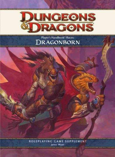 Dungeons & Dragons Player's Handbook Races: Dragonborn (Paperback) - Thumbnail 0