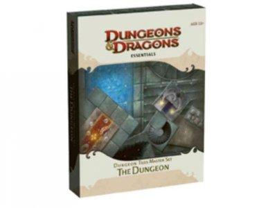 Dungeon Tiles Master Set: The Dungeon (Game) - Thumbnail 0